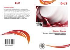 Bookcover of Günter Grass