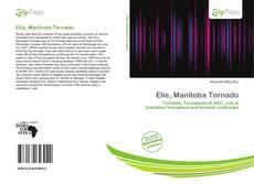 Elie, Manitoba Tornado kitap kapağı