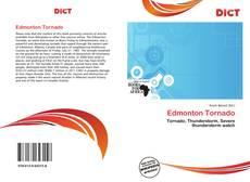 Edmonton Tornado kitap kapağı