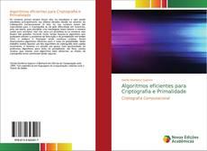 Обложка Algoritmos eficientes para Criptografia e Primalidade