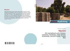 Buchcover von Myrsini