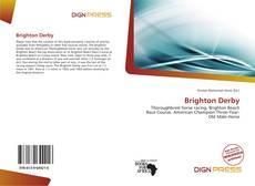 Borítókép a  Brighton Derby - hoz