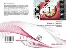 Bookcover of Francis Leclerc