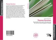 Couverture de Thomas Pynchon