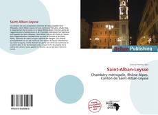 Saint-Alban-Leysse kitap kapağı