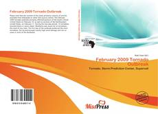Bookcover of February 2009 Tornado Outbreak