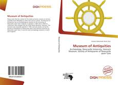 Museum of Antiquities的封面