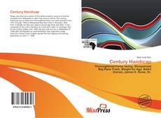Bookcover of Century Handicap