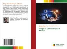 Bookcover of Artigo de Comunicação: O Mestre