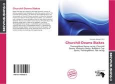 Copertina di Churchill Downs Stakes