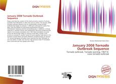 Bookcover of January 2008 Tornado Outbreak Sequence