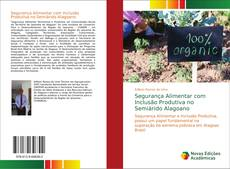 Capa do livro de Segurança Alimentar com Inclusão Produtiva no Semiárido Alagoano