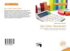 Bookcover of Abu Zafar Obaidullah