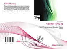 Bookcover of Colonial Turf Cup