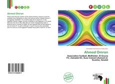 Bookcover of Ahmed Omran