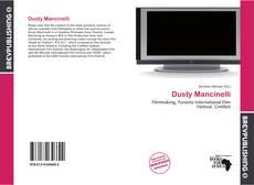 Dusty Mancinelli kitap kapağı