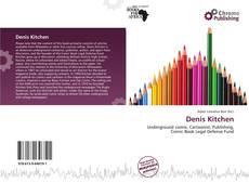 Denis Kitchen kitap kapağı