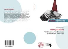 Bookcover of Henry MacRae