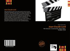 Couverture de Jean-Claude Lord