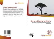 Couverture de Drosera Dilatato-petiolaris
