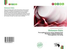 Buchcover von Delaware Oaks