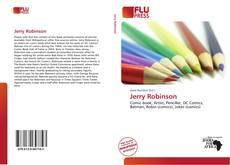 Jerry Robinson kitap kapağı