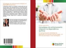 Capa do livro de Estratégias de enfrentamento religioso na dependência química