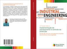 Buchcover von Implementação de planejamento e controle da produção