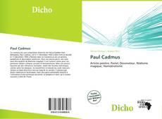 Bookcover of Paul Cadmus