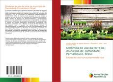 Capa do livro de Dinâmica do uso da terra no município de Tamandaré, Pernambuco, Brasil