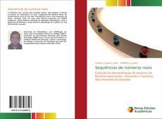 Capa do livro de Sequências de números reais