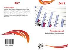 Couverture de Cash-in-transit