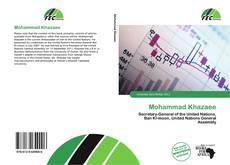 Bookcover of Mohammad Khazaee