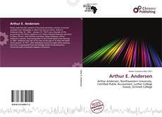 Bookcover of Arthur E. Andersen