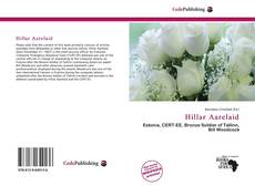 Bookcover of Hillar Aarelaid