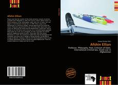 Bookcover of Afshin Ellian