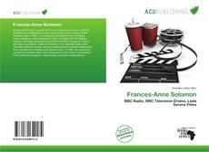 Frances-Anne Solomon kitap kapağı