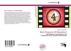 Buchcover von Bart Simpson (Filmmaker)