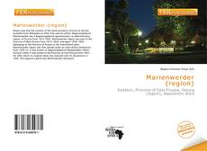 Bookcover of Marienwerder (region)