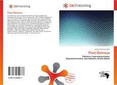 Paul Delvaux kitap kapağı