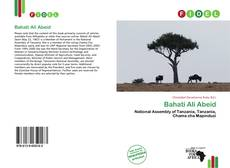 Bahati Ali Abeid的封面