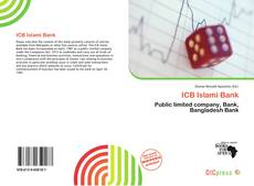 Bookcover of ICB Islami Bank