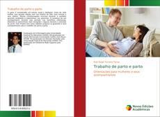 Bookcover of Trabalho de parto e parto