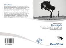 Bookcover of Chris Abele