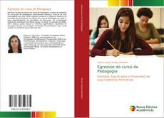 Couverture de Egressos do curso de Pedagogia