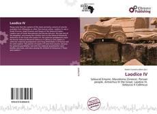 Laodice IV kitap kapağı