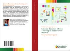 Saberes Docentes e Novas Tecnologias no Ensino de História的封面