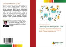 Capa do livro de Tecnologia e Mediação na EaD