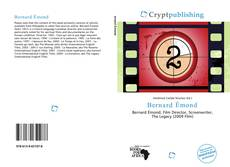 Bookcover of Bernard Émond