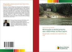 Capa do livro de Mineração e deslocamento dos ribeirinhos no Rio Capim